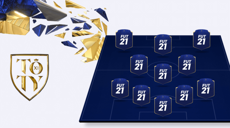 FIFA 21 Team of the Year: TOTY