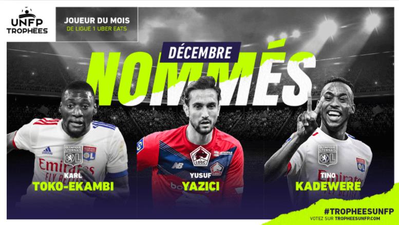 FIFA 21: candidati POTM di dicembre in Ligue 1