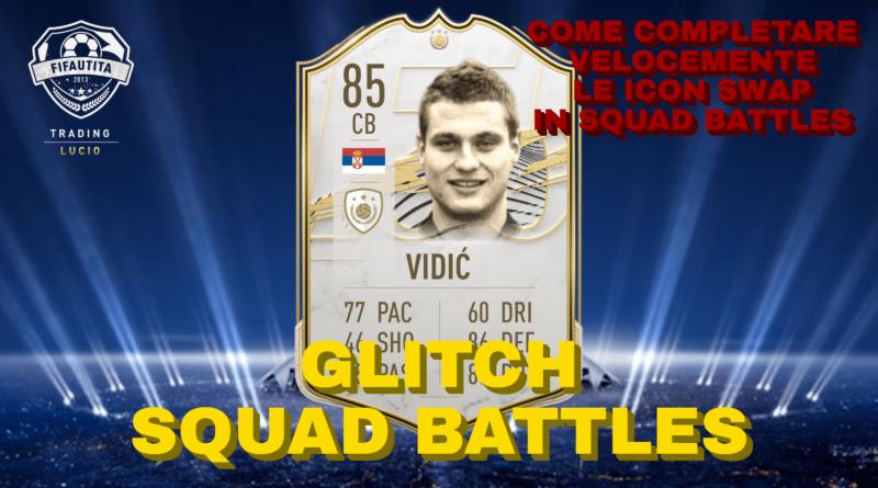 FIFA 21: glitch e bug nelle Squad Battles