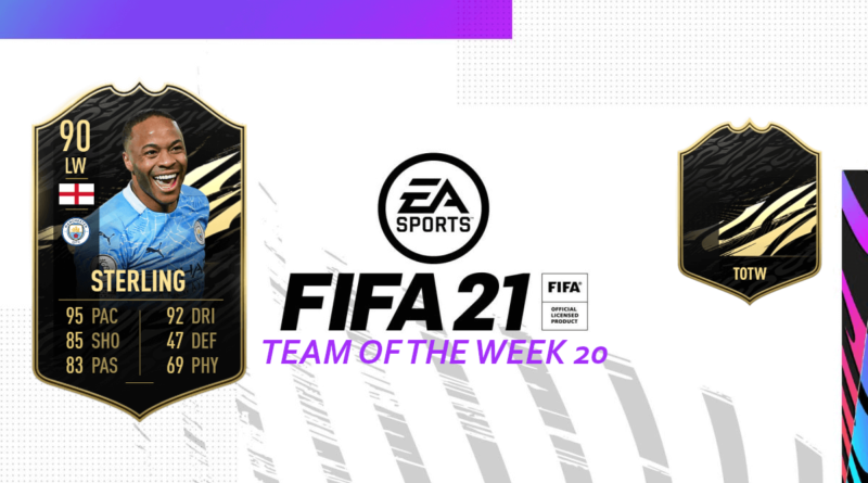 FIFA 21: Team of the Week 20