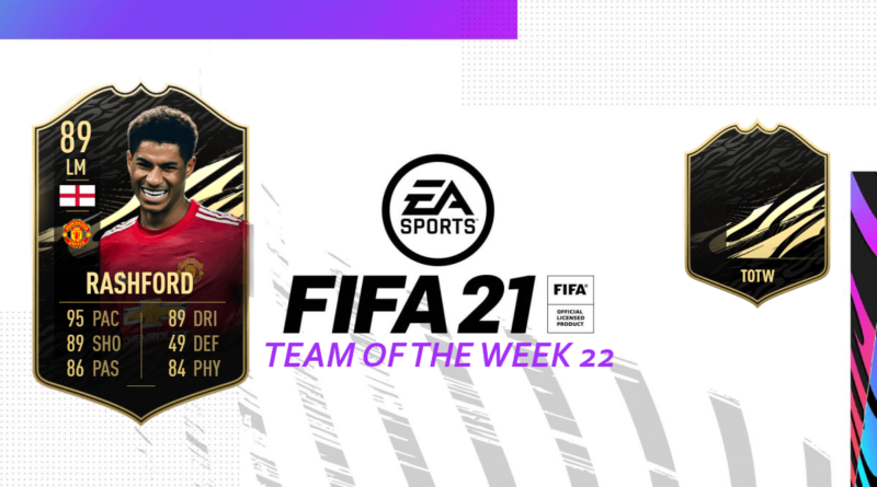 FIFA 21: Team of the Week 22