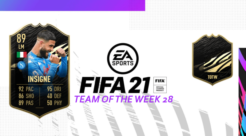 FIFA 21: Team of the Week 28