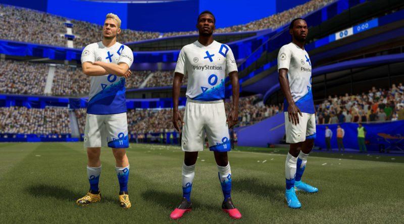 FIFA 21: PlayStation KIT SBC