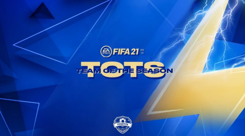 FIFA 21 TOTS: Team of the Season