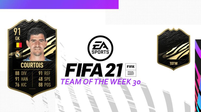 FIFA 21: Team of the Week 30