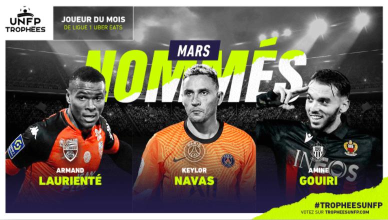 FIFA 21: candidati al POTM di marzo in Ligue 1