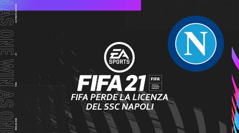 Licenza del Napoli calcio sarà esclusiva PES da FIFA 23