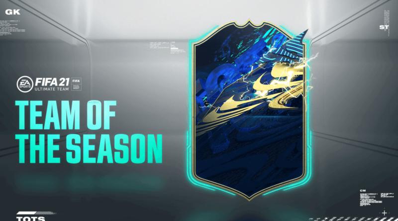 FIFA 21: Team of the Season