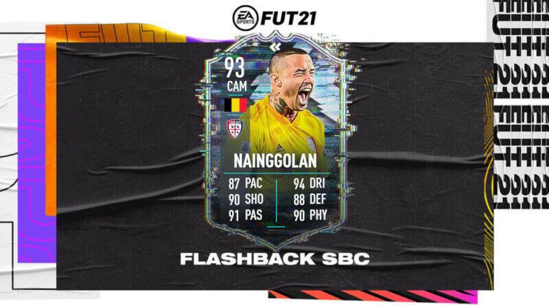 FIFA 21: Nainggolan flashback TOTS SBC