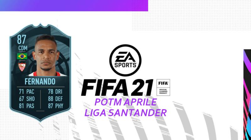 FIFA 21: SCR Fernando 87 POTM