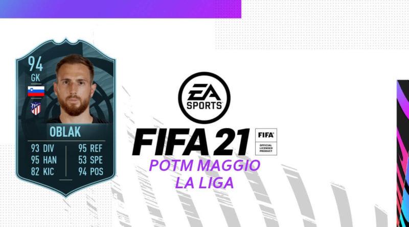 FIFA 21: SCR Oblak 94 POTM