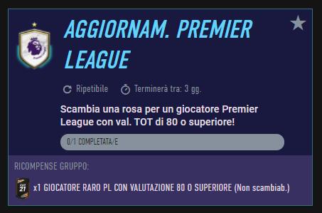 FIFA 21: SCR aggiornamento Premier League