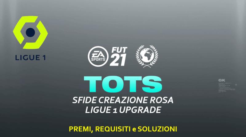 FIFA 21: SCR aggiornamento Ligue 1 TOTS