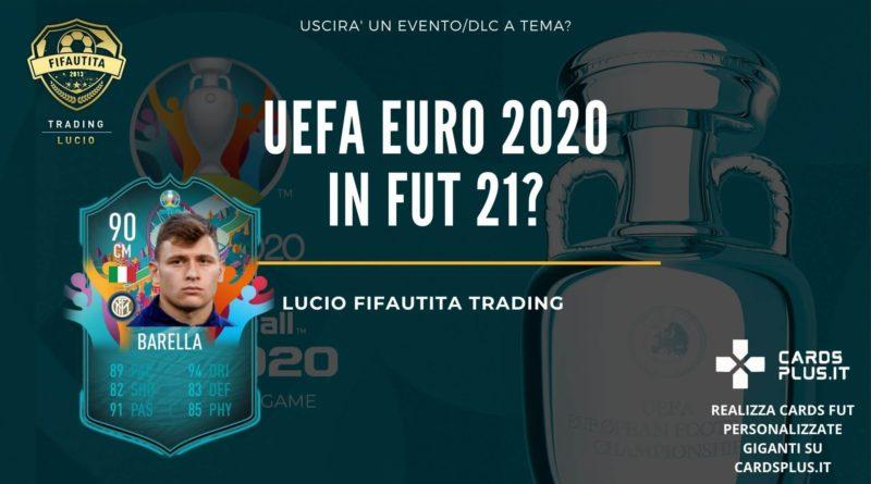 UEFA Euro 2020 arriverà in FIFA 21 Ultimate Team?
