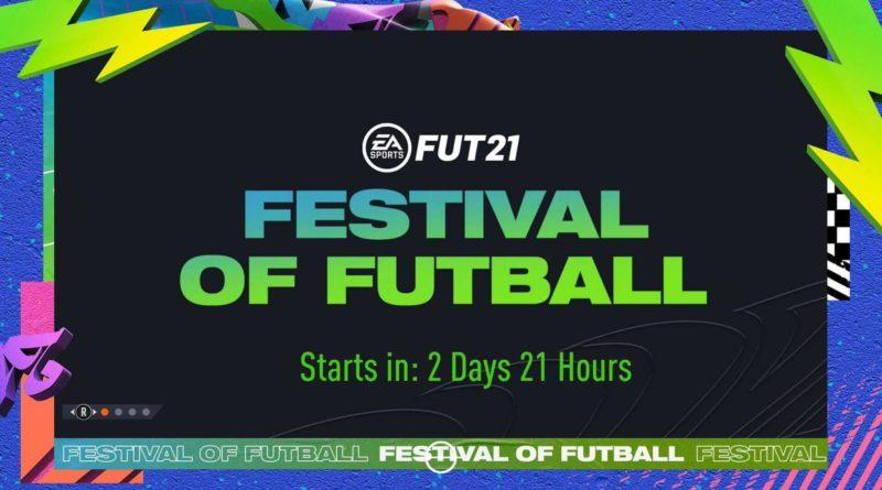FIFA 21: Festival of FUTball da venerdì 11 giugno in FUT