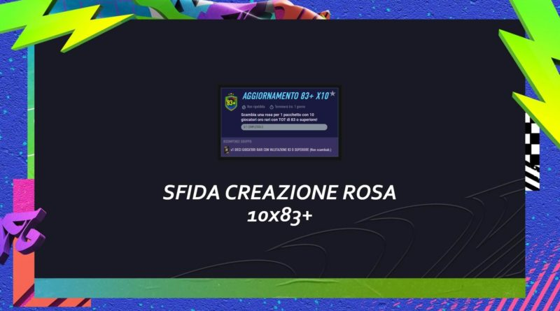 FIFA 21: SBC 10x83+ Festival of FUTball