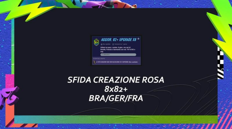 FIFA 21: SBC 8x82+ Festival of FUTball