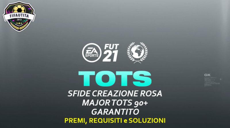 FIFA 21: sfida creazione rosa Deluxe TOTS garantito 90+