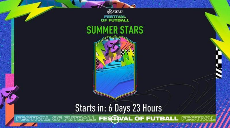 FIFA 21: Festival of FUTball Summer Stars