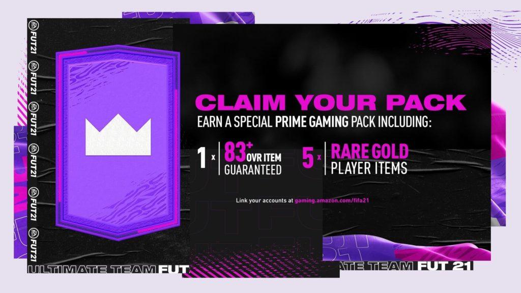 FIFA 21: Twitch Prime Gaming pack omaggio di giugno