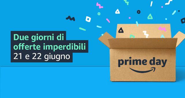 Offerte Prime Day Amazon giugno 2021
