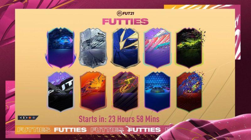 FIFA 21: Futties