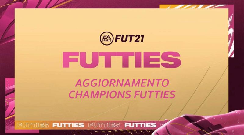 FIFA 21 Futties: SCR aggiornamento FUT Champions