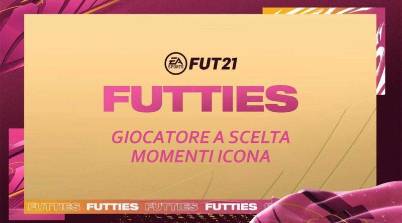 FIFA 21: SCR giocatore a scelta Momenti Icona Futties
