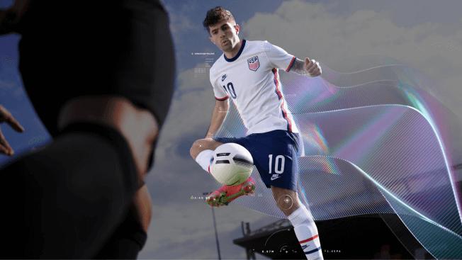 FIFA 22: Christian Pulisic ambasciatore