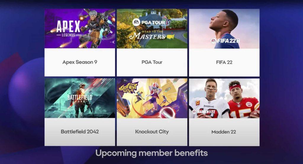 FIFA 22: accesso anticipato su EA Play