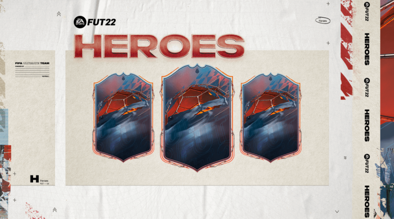 FIFA 22: FUT Club Heroes