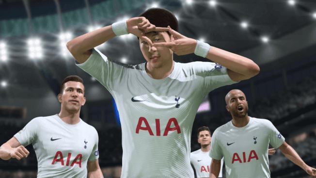 FIFA 22: Heung Min Son ambasciatore