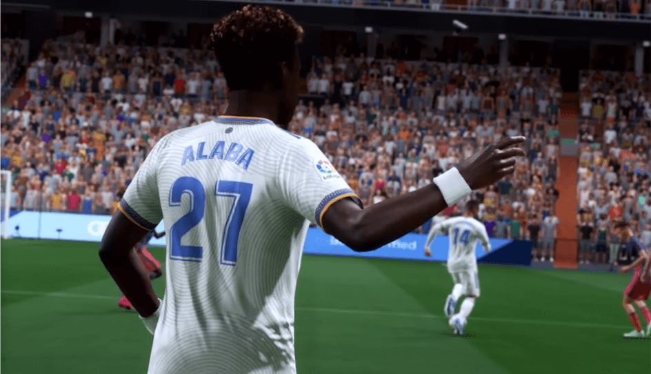 FIFA 22 HyperMotion: Alaba al Real Madrid