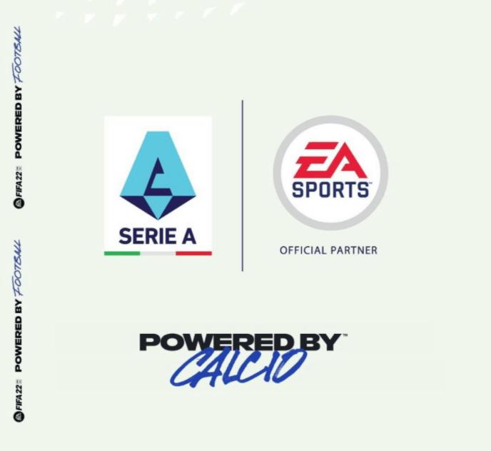 FIFA 22: EA Sports e Serie A Tim partnership ufficiale