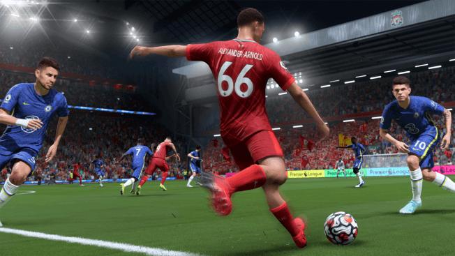 FIFA 22: Trent Alexander-Arnold ambasciatore
