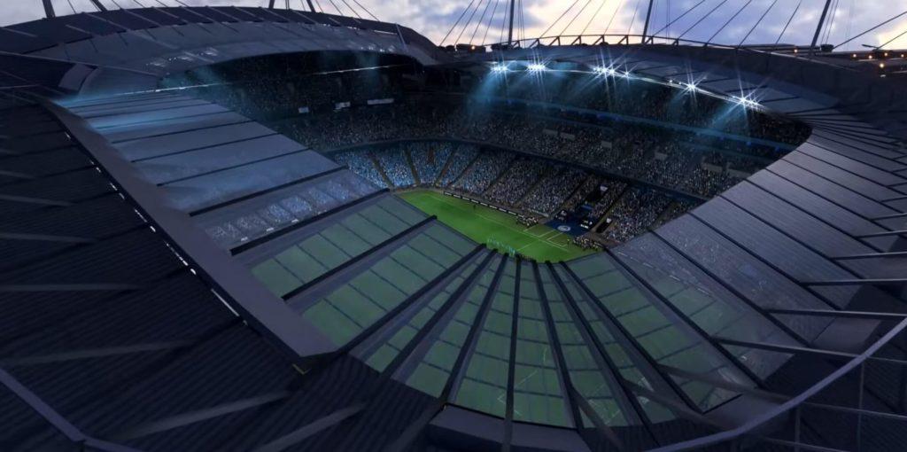 FIFA 22: Etihad Stadium del Manchester City