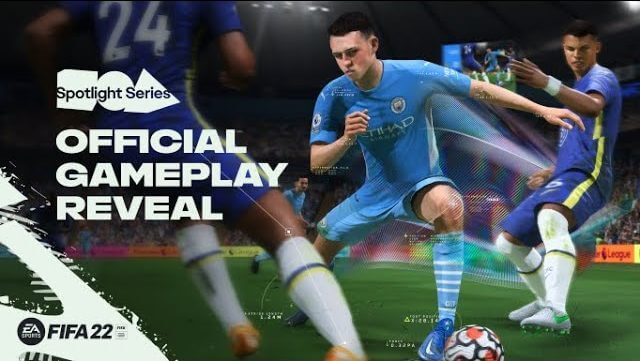 FIFA 22: official gameplay reveal trailer