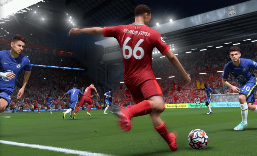 FIFA 22 HyperMotion: nuove funzionalità di gioco