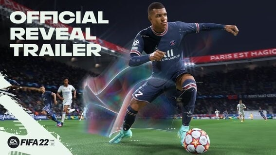 FIFA 22: official trailer reveal
