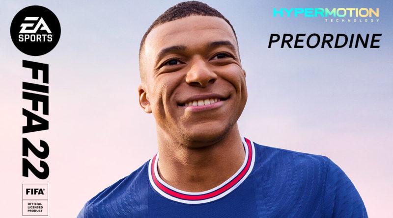 Preordine FIFA 22