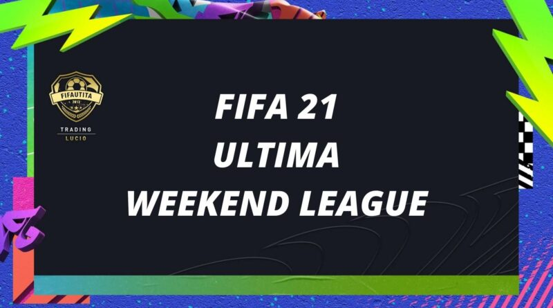 FIFA 21: quando sarà l'ultima FUT Champions Weekend League?