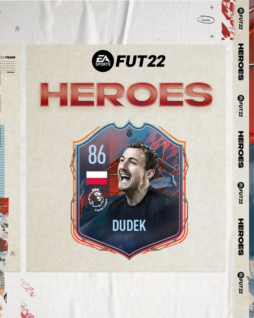 FIFA 22: Dudek FUT Heroes