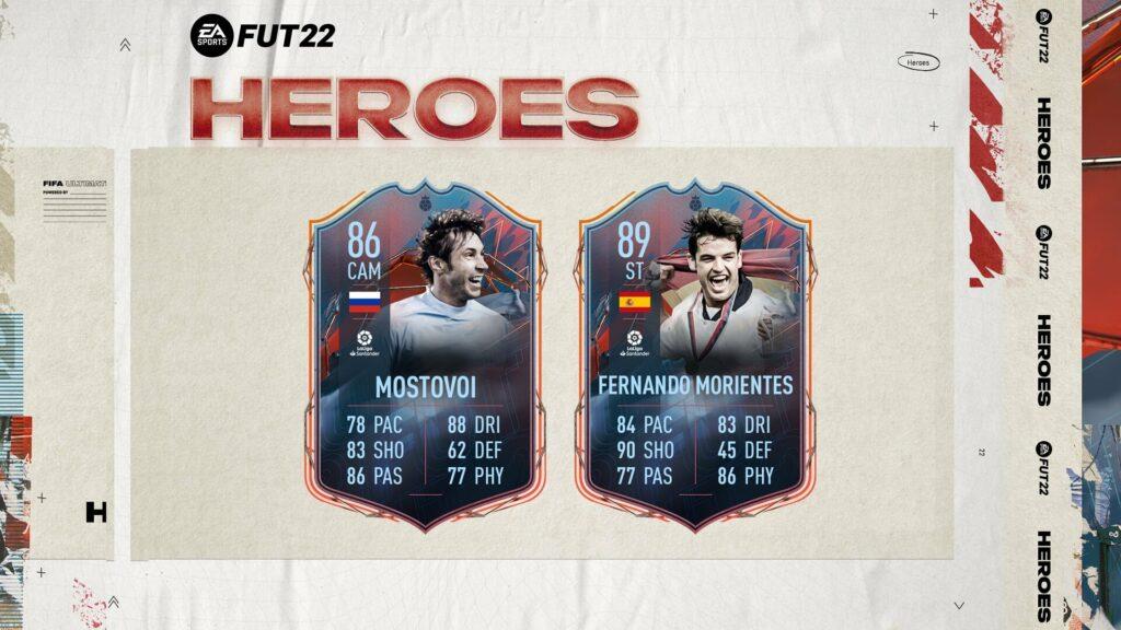 FIFA 22: La Liga Santander FUT Heroes