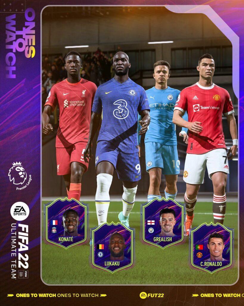 FIFA 22: Premier League Ones to Watch