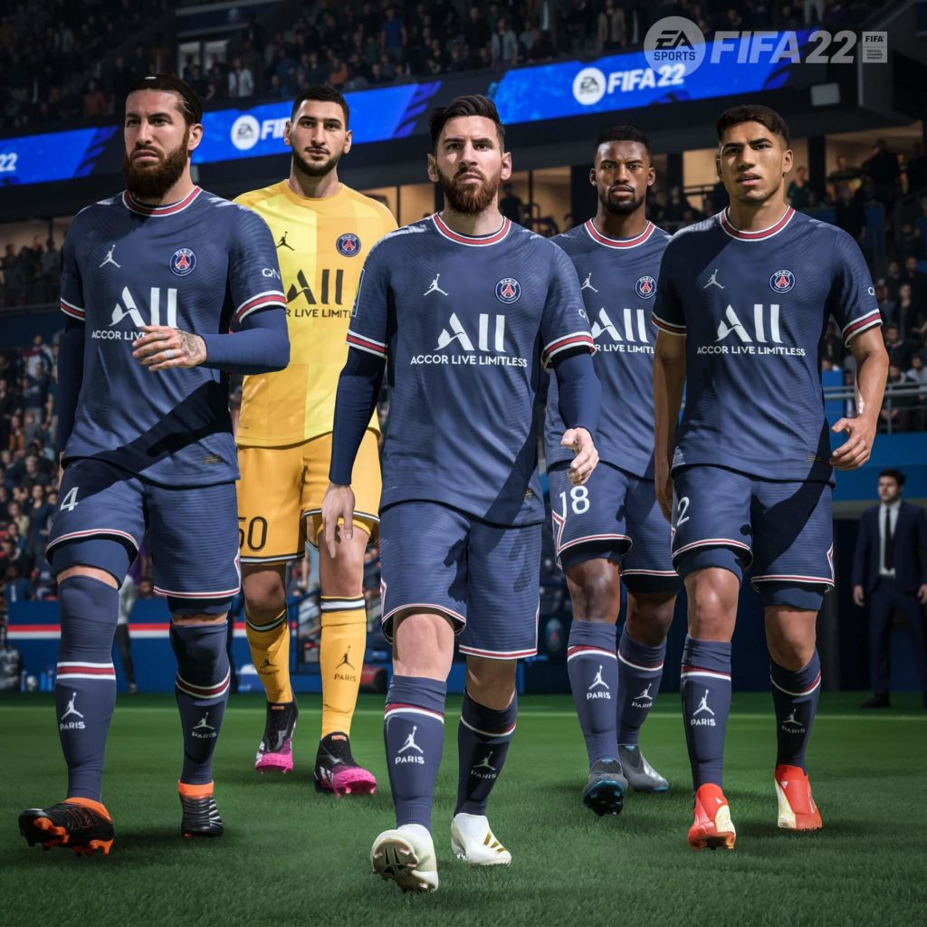 FIFA 22: PSG Ones to Watch