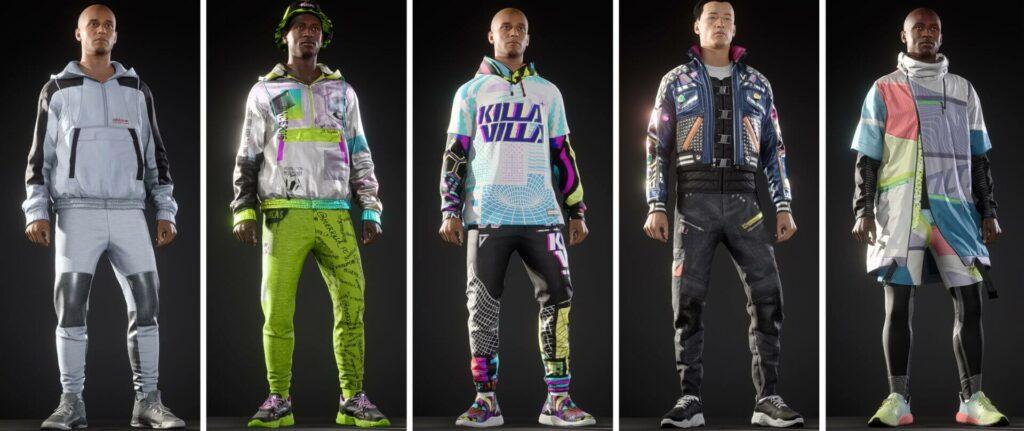 FIFA 22: Volta Football Adidas kit