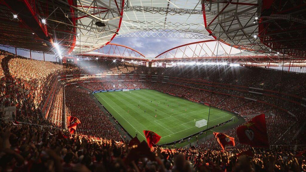 FIFA 22: Estadio da Luz del Benfica