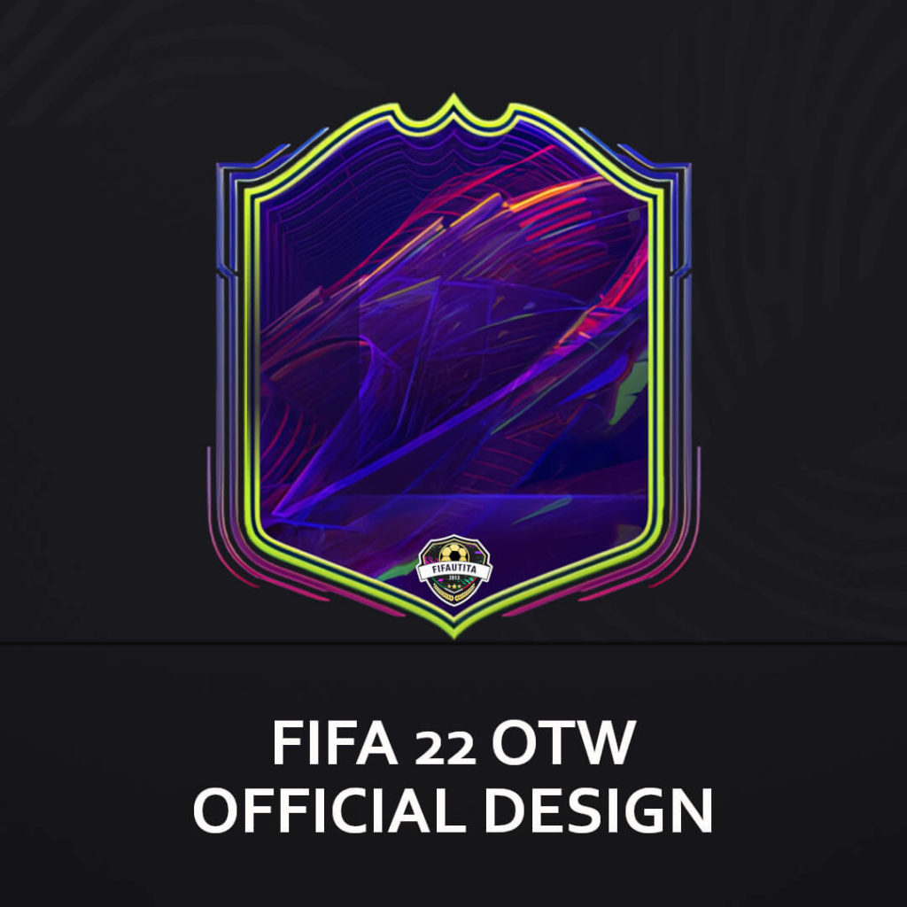 FIFA 22: official Ones to Watch cards design