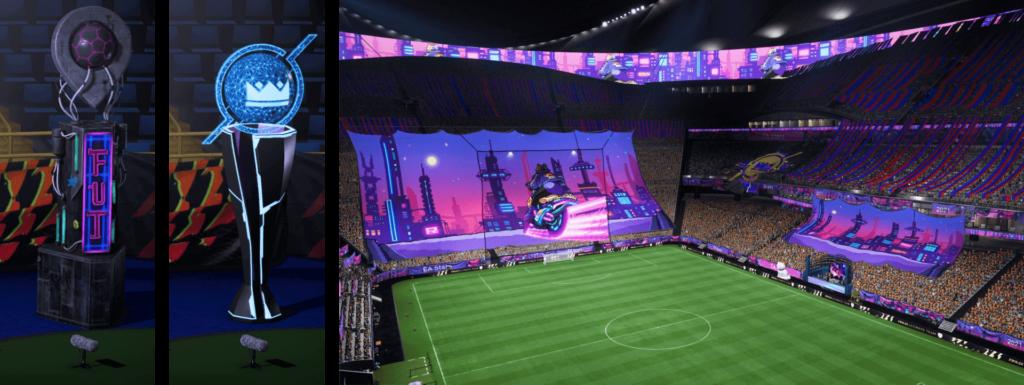 FIFA 22: oggetti stagionali come premio