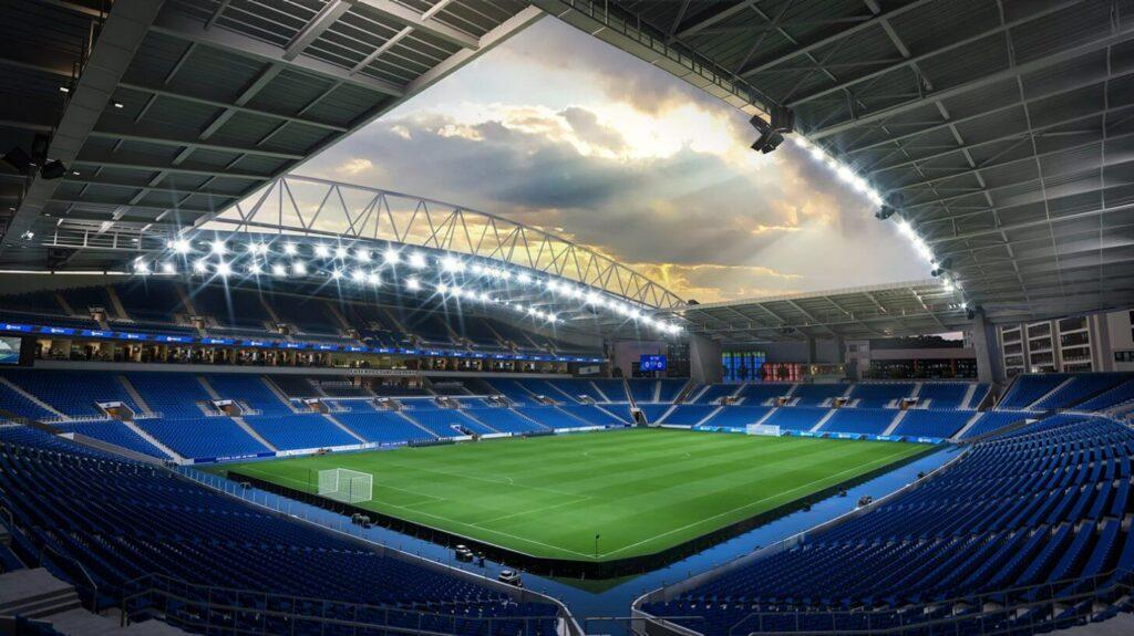 FIFA 22: Estadio do Dragao di Porto